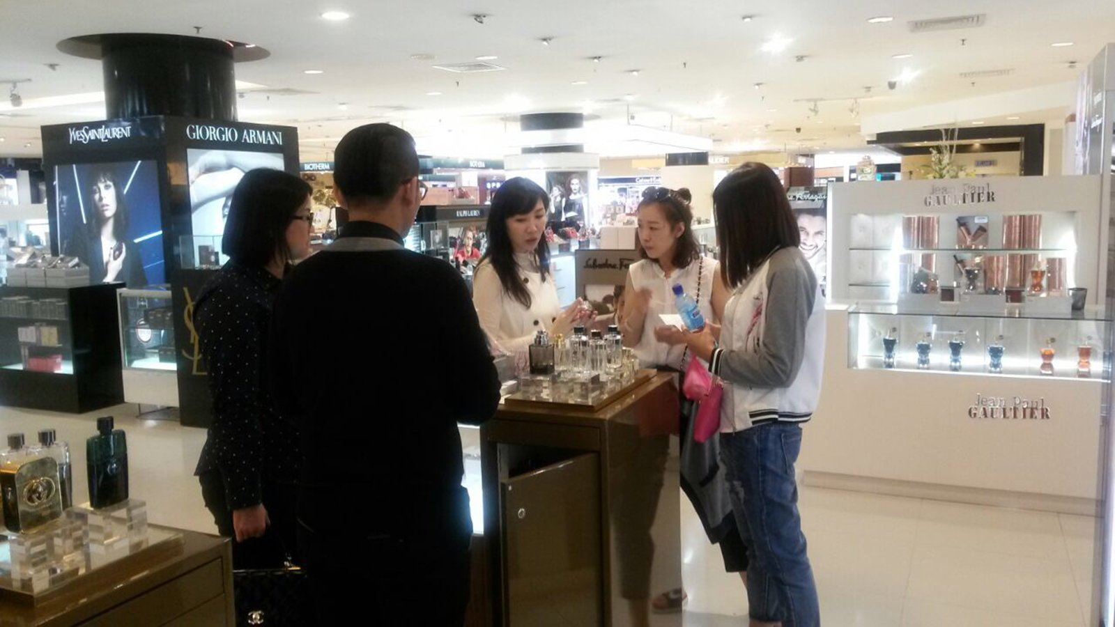 magic of smell into sales